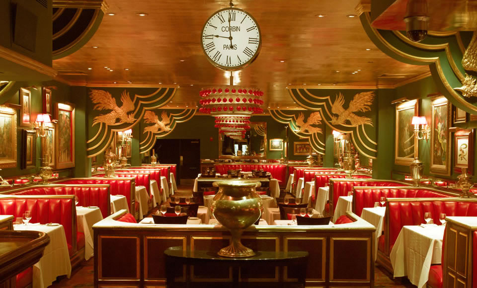 The Russian Tea Room – One of the world's most celebrated