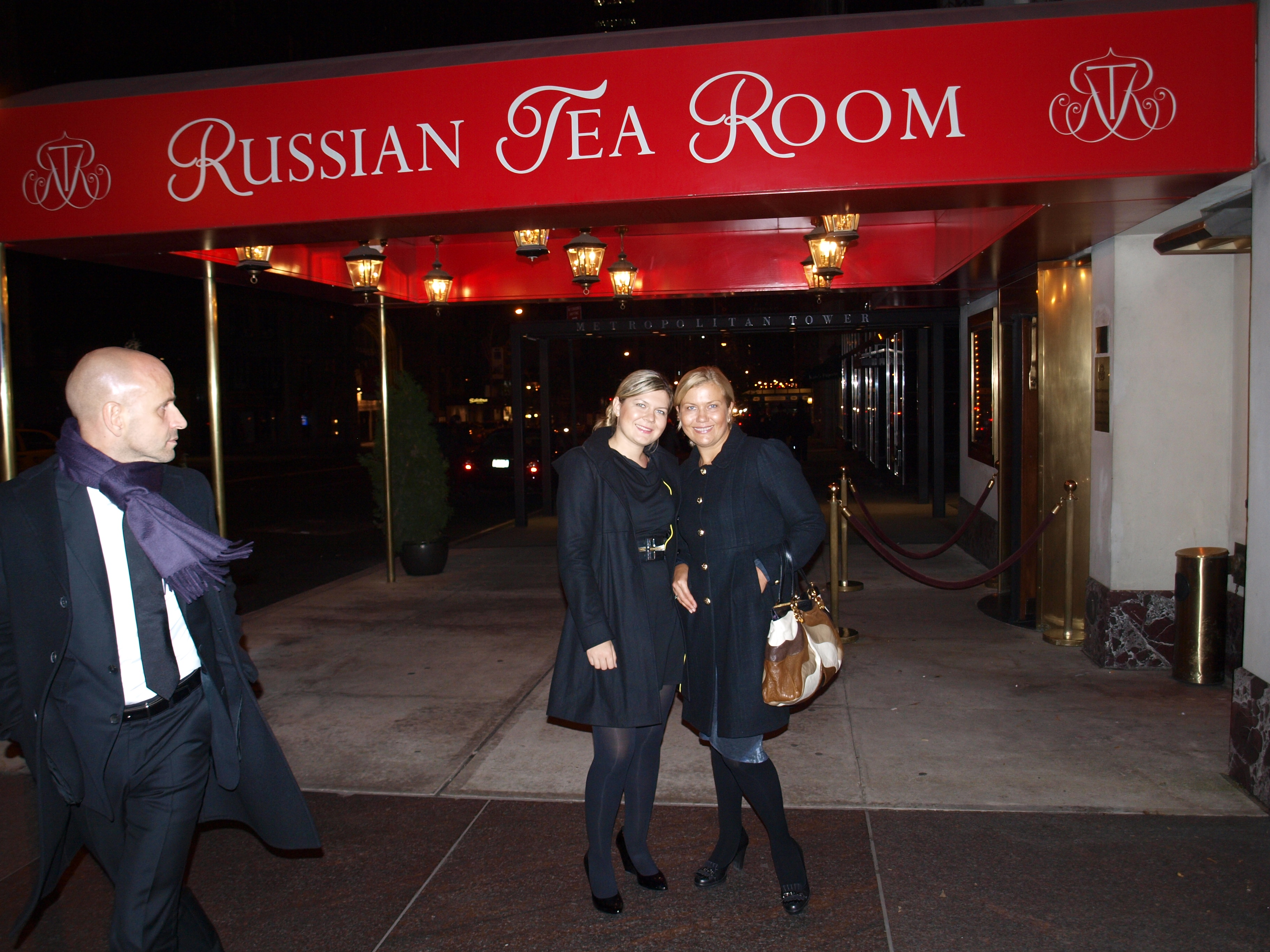 The Russian Tea Room – One of the world\'s most celebrated ...
