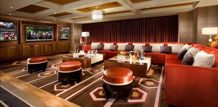 Bellagio - Executive Parlor Suite - Media