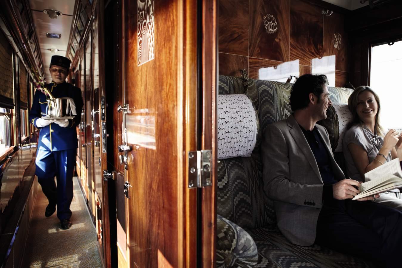 Venice Simplon-Orient-Express London-Venezia eller Paris-Venezia